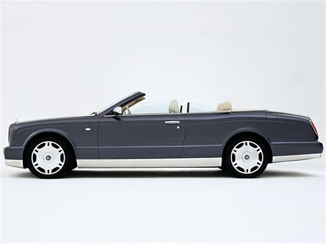 bentley arnage coupe bentley arnage drophead coupe concept 2005
