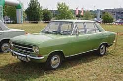 Opel Cadet Opel Kadett