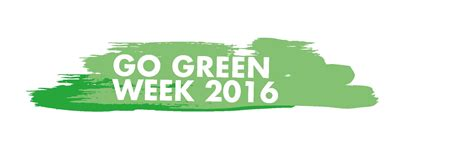 Ac Go Green change for 187 get ready for go green week 2016
