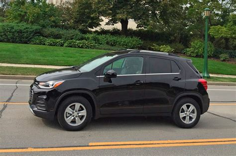 Chevrolet Trax 2017 Chevrolet Trax Review Drive