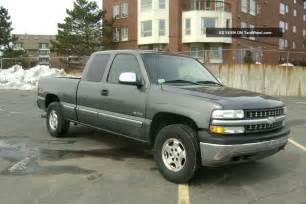 2002 chevrolet chevy silverado 1500 ls ext cab