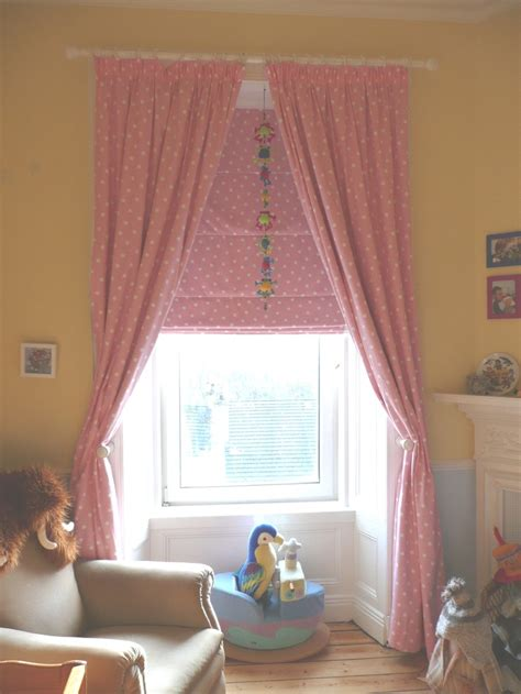 Pink Curtains For Nursery Pink Nursery Curtains Blind Navy Blue Pink Obsession