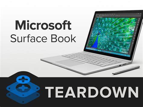 Microsoft Surface Book Teardown   iFixit