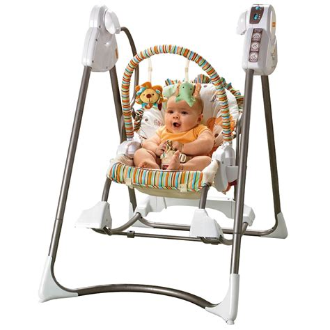 rocker swing fisher price smart stages 3 in 1 rocker swing