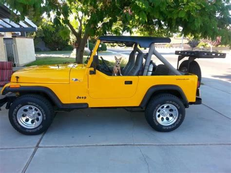 1989 Jeep Wrangler Soft Top 1989 Jeep Wrangler Yj Summer Top And Winter