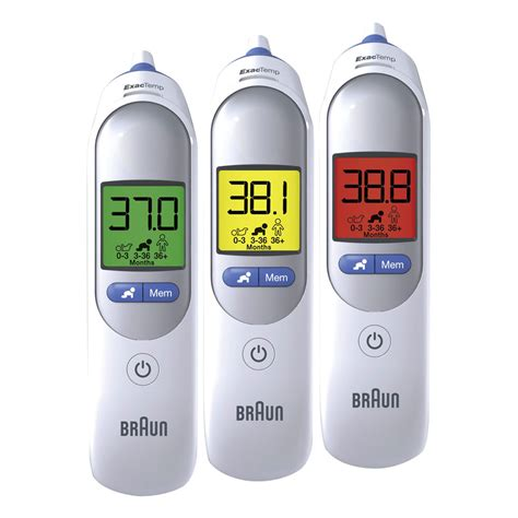 Thermometer Braun by Thermoscan 174 7 Ohrthermometer Shop Apotheke