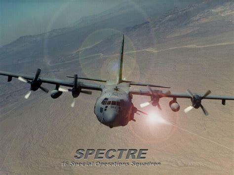 Ac Sharp Hercules ac 130h specter firing