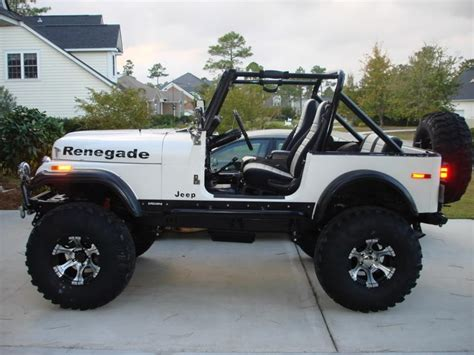 Jeep Owned By Jeep Cj7 1977 Jeep Cj7 Quot Trooper Quot Wilmington Nc