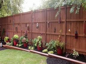 creative bedroom wall designs unique privacy fence ideas high privacy fences for backyard