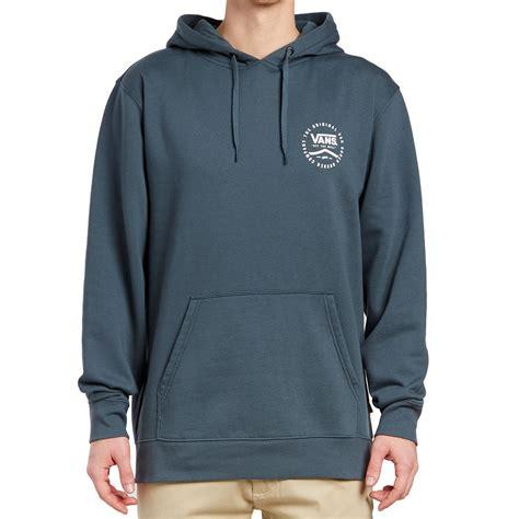 Sweater Vans Ori Vans Original Rubber Pullover Hoodie Slate