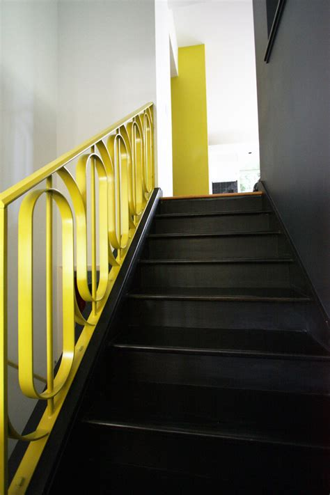 black staircase fantastic baby gate for stairs with banister decorating