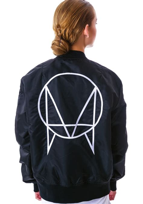 Jaket Hoodie Sweater Owsla Abu clothing owsla ma1 jacket dolls kill