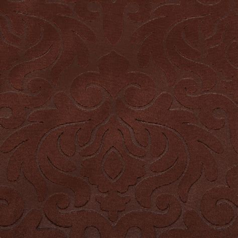 embossed floral damask dress cushion curtain matching