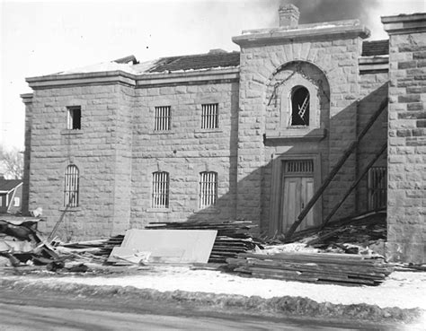 Ontario County Arrest Records Demolition Of Ontario County 1960 Whitby Images