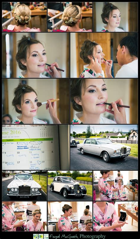 hair and makeup letterkenny clanree hotel wedding