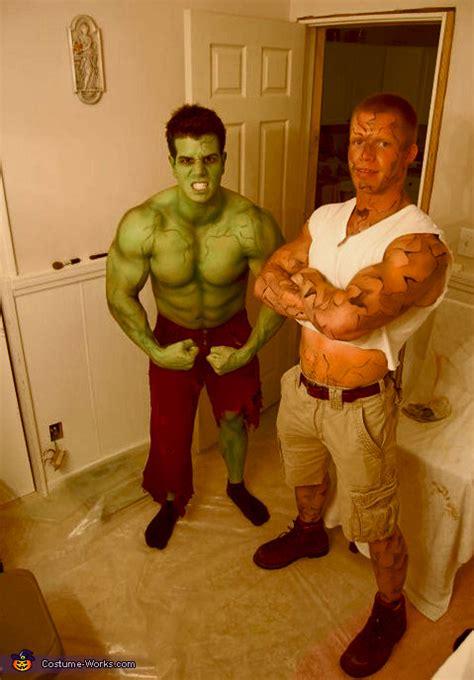 incredible hulk adult costume photo