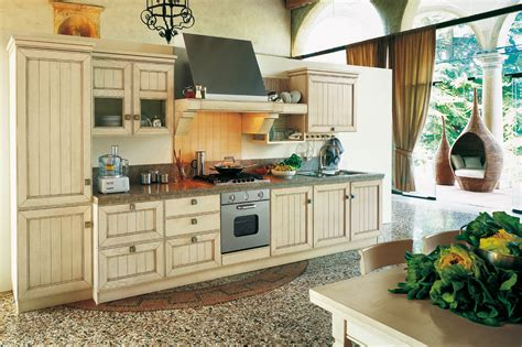 vintage kitchen furniture maximizing cabinet color to create retro style kitchen