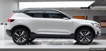 Volvo Xc40 Concept Gallery Volvo 40 1 Concept Previews All New Xc40 Image 497366