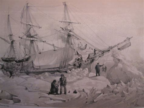 the way back the paintings of george a weymouth a brandywine valley visionary books finally found the ships of a doomed arctic expedition