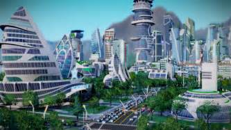 Simcity cities of the future expansion due in november vg247
