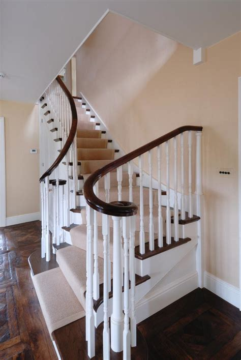 Handrail Posts Staircase Joinery Design And Make Bespoke Helical And