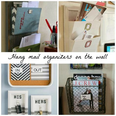 organizing clutter 13 ideas to organize paper clutter