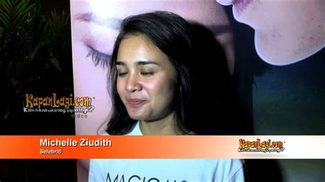 film magic hour di tv michelle ziudith sempat kebawa karakter di film magic hour