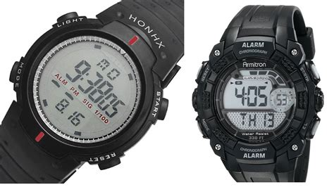 best digital best cheap digital watches 2017