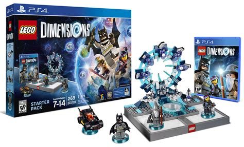 Lego Ps4 lego dimensions starter pack for playstation 4 gamestop