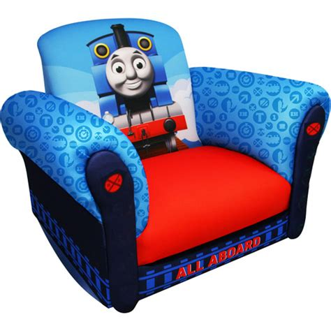 The Tank Engine Chair by Hit Entertainment The Tank Engine Deluxe Rocker