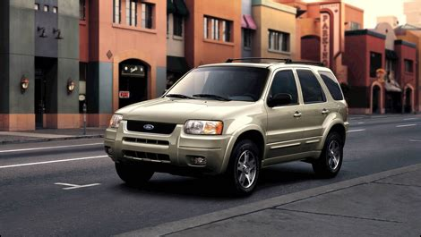2004 ford escape recalls transmission recalls on 2003 ford escapes