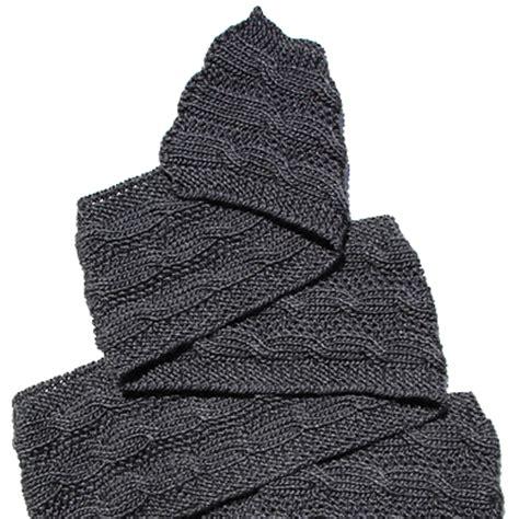 knitting pattern mens scarf knitting for men the 10 best knitting patterns for men