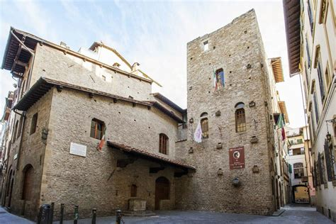 a casa di dante s house museum florence italy