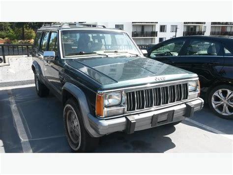 1992 Jeep Laredo 1992 Jeep Laredo Esquimalt View Royal
