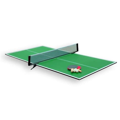 Table Tennis Top by Butterfly 6ft Green Table Tennis Top