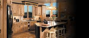 Freedom Furniture Kitchens cabinet gallery showplace hickory oak and alder settings