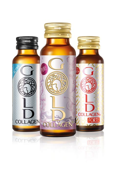 Collagen Gold gold collagen revolutionary skincare in the form of a drinkable solution khaleej madame
