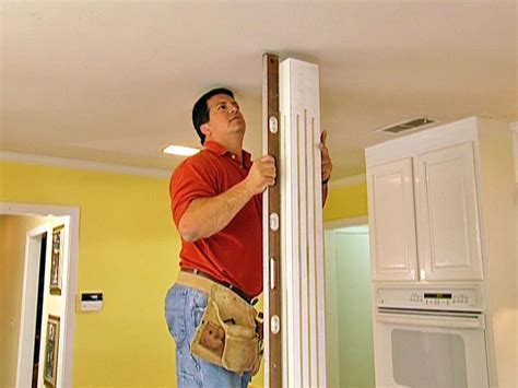 How To Install Crown Molding On Kitchen Cabinets Video by How To Build An Upscale Kitchen Island How Tos Diy