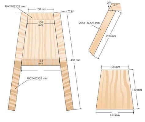 costruire sedia a dondolo dondolo in legno fai da te bricoportale fai da te e