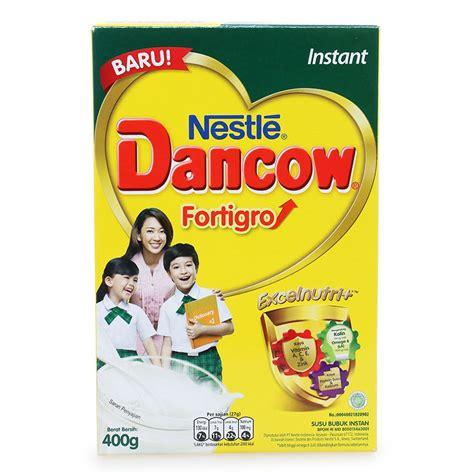 Dancow Excelnutri 1 Dancow Instant Fortigro Excelnutri Pertumbuhan 400gr