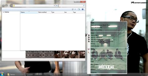 kpop theme download free my kpop 7 1tym windows 7 theme download now with
