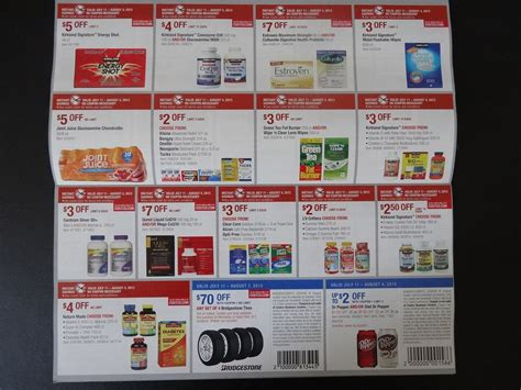 costco picture book costco july 2013 coupon book 07 11 13 to 08 04 13