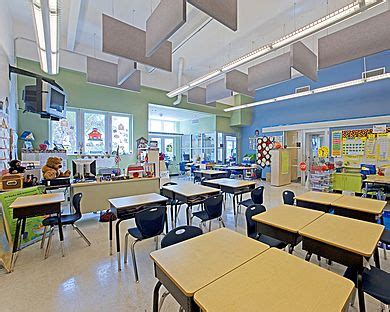 wonderful classroom paint colors for a relaxed classroom