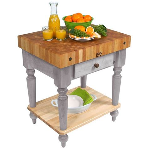 kitchen carts kitchen islands work tables and butcher john boos kitchen cart work tables 30 cucina rustica