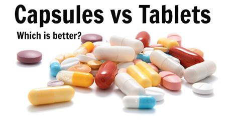 download medical pills tablets and capsules on white and capsules vs tablets youtube