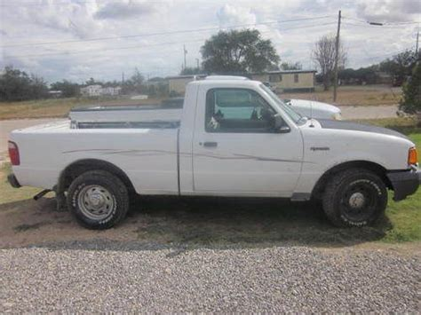 Joint Ford Ranger 30 2wd find used 2003 ford ranger white with grey interior 3 0l v6 automatic 2wd in lovington