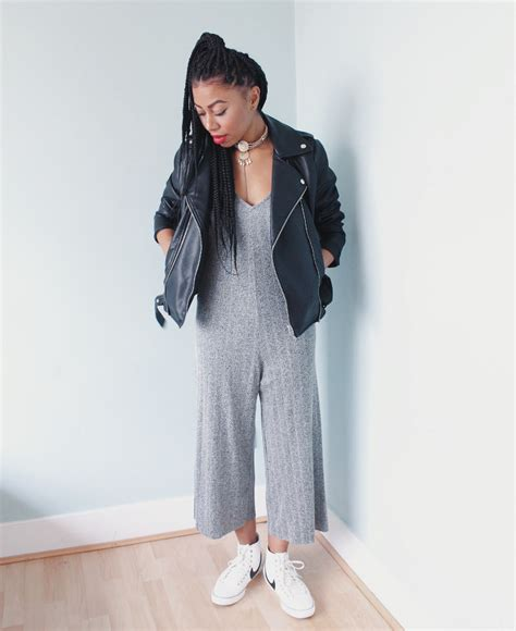 knitted jumpsuit lavinya royes fashion and lifestyle the zara