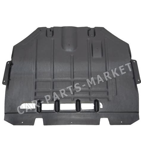 peugeot 307 undertray bottom engine cover undertray for peugeot 307 2001