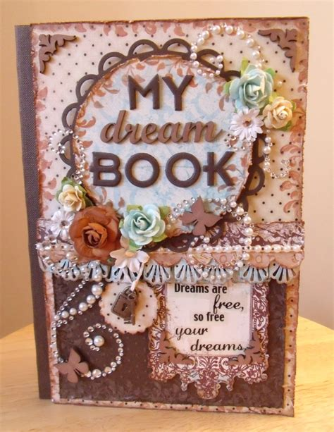 dreaming books scrap utopia my book a prima based project