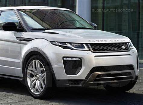 Land Rover Evoque Tank Chrome Garnish land rover evoque chrome grill custom grille grill